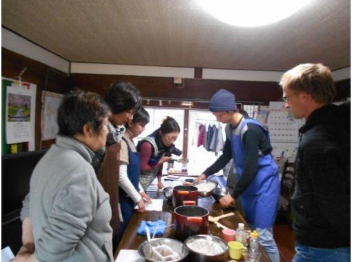 【徳島県・阿波市】阿波の百姓塾★有機大豆を使ったお豆腐作り体験