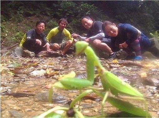 【沖縄北部・オクマ】やんばるおもしろリバートレッキング
