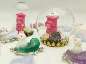 【島根・松江】「ピンクの幸運のポスト」のミニチュアで作るポストドームの画像