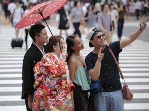 [東京五反田]在一個高層次的和服★夫婦有限★外景拍攝!
