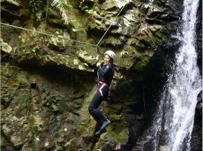 【Okinawa · Yanbaru】 Yamabaru Shower Climbing & Canyoning 【Zip Slide & Natural Water