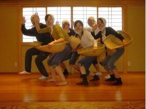 地域共通クーポン利用可能!【島根・安来】宴会芸の決定版「どじょうすくい踊り体験」