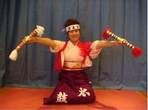 "【Shimane · Yasobori】 Traditional entertainment ☆ Yasugi section (Yasubusi) ""Qian drum"" experiences! Image of"