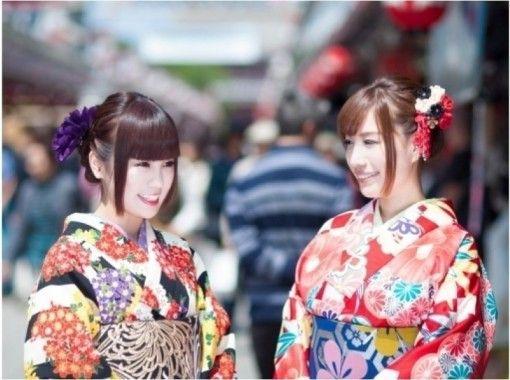 バサラ着物レンタル京都祇園店