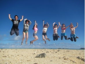 【Okinawa · Ishigakijima】 Phantom Island landing & Sea kayak & snorkel & Taketomijima sightseeing 【1 day luxury course】