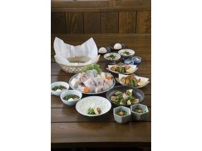【Tokyo · Kichijoji】 Tappufu cuisine cuisine · All seven courses (Genki Fugu Kichijoji no Seki) [5782]
