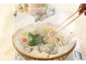 """【Tokyo · Shinjuku Sanchome】 """"Trofuku Kaiseki Cooking · All 7 Items Course"""" (Genki Fugu / Shinjuku Sancho no Seki) [9270]"""