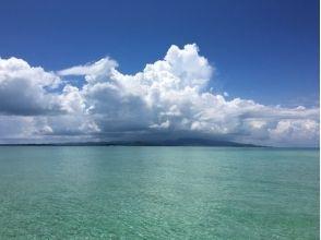 "【Okinawa · Ishigakijima】 Phantom Island landing & Sea kayak & ""Snorkel or Fishing"" 【half-day course】"