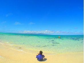 【Okinawa · Ishigakijima】 Phantom Island landing & Sea kayak & snorkel & fishing 【half-day course】
