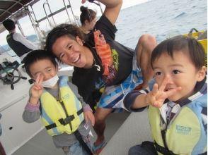 【Okinawa · Ishigakijima】 Sea kayak & experience fishing 【Morning course】
