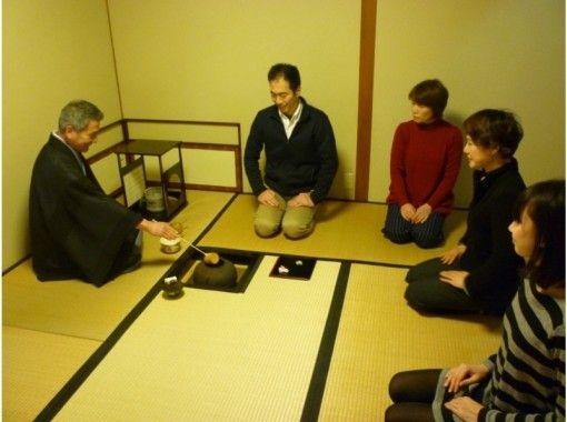 【奈良・奈良市】点ててもらう ♪ お茶会体験「薄茶席(うすちゃせき)」