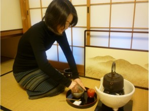 "【Nara · Nara City】 You can point it yourself! ""Pre-point experience"" Feel free to experience the method of tea ceremony before the light tea ceremony ♪ image"