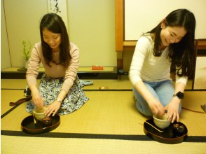 "[Nara / Nara City] Turn on your own! Feel free to experience ""tea ceremony and tea ceremony"""
