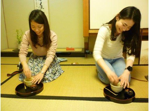 【奈良・奈良市】「地域共通クーポン利用可能プラン」自分で点てる!気軽に「茶道・点茶体験」