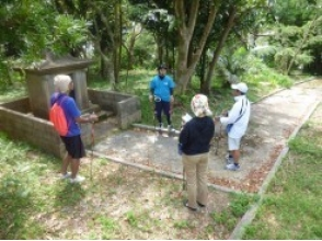 """【Okinawa · Ginza】 Image of Nordic walk """"Kochiya Village Story course"""""""