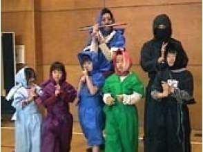 【Tokyo · Nerima】 Foreigner's direction! [Parent and child ninja experience tour] image