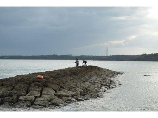 【沖縄・宜野座】釣り体験「磯釣り」コース