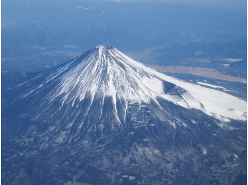 [Tokyo Shinkiba] Let's see the sights from the sky! Helicopter Fuji premiere tour (flight time: 70 minutes)の紹介画像