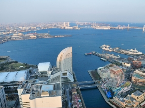 [Tokyo · Shinkiba] Let's look at the places from the sky! Helicopter Tokyo / Yokohama Tour [Flight time: 30 minutes]