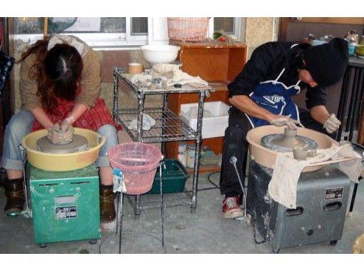 【静岡・浜名湖畔】荒川明流ろくろテクニックが身につく陶芸「電動ロクロ」体験