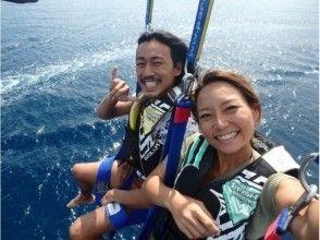 【人气No.1◇4岁-OK】帆伞常规课程:绳长120m【含手机免费拍摄服务! ]