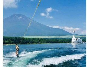[山梨縣山中湖]我們Tsukuso在我們最好的發揮!飛板和叫醒板的經驗計劃