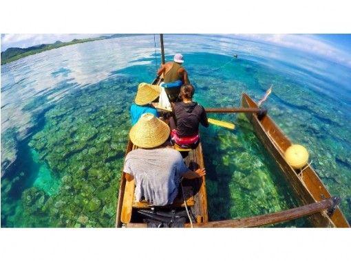 【沖縄】石垣島!海人気分でサバニライド!