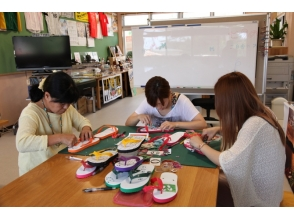 【Okinawa · Ginza】 Exciting Exciting Exciting Image of Okinawa Island Picture Carving Experience Course 」
