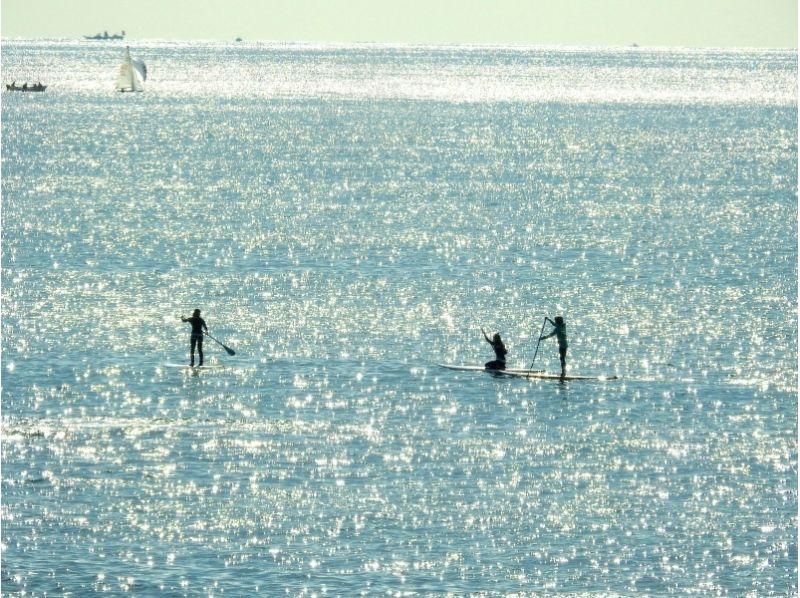 サーフィンの聖地「湘南」で始めるSUP体験