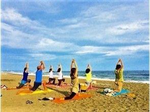 [湘南茅崎]日出海灘瑜伽學校(茅崎海岸)