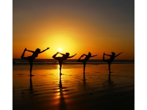 [湘南茅崎]日落海灘瑜伽學校(茅崎海岸)