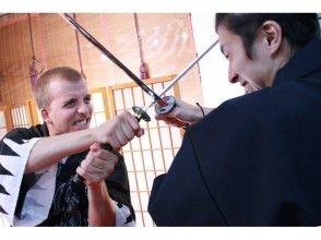 【Tokyo · Asakusa】 Samurai (Sword battle) Experience! SAMURAI EXPERIENCE in ASAKUSA