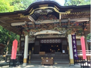 Also guide you to Misumi Shrine in the sky! Saitama · Chichibu three company tour bus tour ~ Chichibu specialty · Chichibu soba with lunch ~ ~ 【8588】