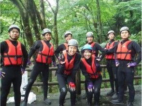 【那須エリア】②午後の部 River Walking~那珂川の支流で川遊び~