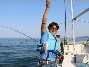 【大分・別府】気分爽快。 魚の宝庫。〔別府湾フィッシング〕の画像