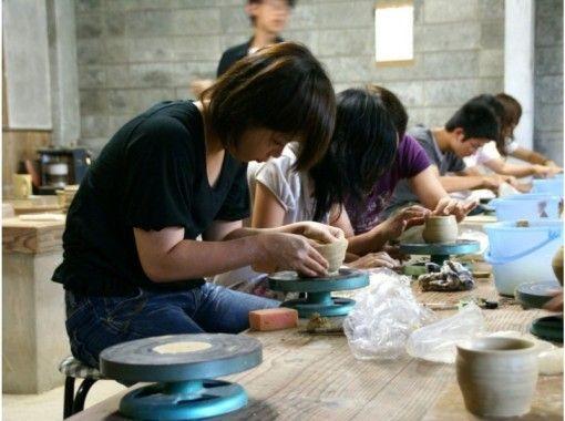 【山口・萩】萩焼の名窯でオリジナルの器づくり〔手びねり陶芸体験〕