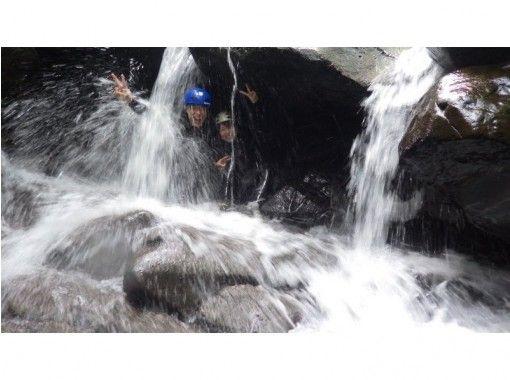 【徳島・牟岐】全身で自然を体感★シャワークライミング体験!ショートコース