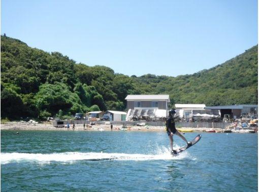 【Hyogo · Himeji】 Luxury Collaboration Plan! Hover board & wake board experienceの紹介画像