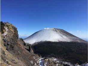 【長野・高峰高原】【黒斑山】 雪化粧の浅間山を見に行こう!