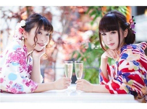 Kimono rental VASARA Sunshine City Prince Hotel shop (Ikebukuro)