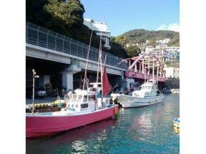 【Shizuoka · Atami】 Atami Sea Fireworks Display Appreciation Image of cruising