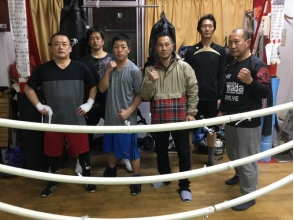【東京・喜多見】ボクシングジムでサンドバック殴り放題!〔1ドリンク付き40分〕の画像