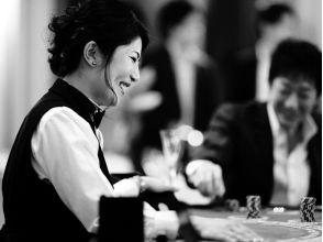[โตเกียวชินจูกุคาบุกิโจ] เกมในคาสิโน! ภาพของเพื่อนและวางแผนตารางกฎบัตร