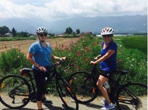 【長野/八ヶ岳】レンタルバイクでゆったり里山サイクリング - 4時間