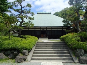 Walking in the spring of Kamakura Goyama all 2 times 【Course ②】 Walking the oldest temple in Kamakura 【9685】
