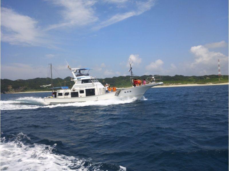 [Kagoshima ・ Tanegashima]Sea kayak& Snorkel! One-day course combining six menusの紹介画像