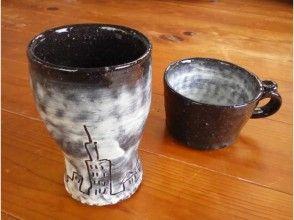 【静岡・熱海】温泉につかった後は楽しく陶芸体験!〔手びねりコース〕