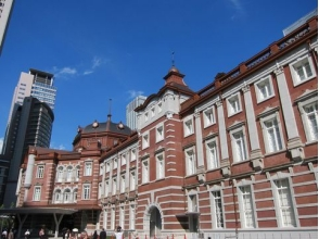 Tokyo Station Hotel Guided Tour & Marunouchi Building Tour - With Hotel French Course ~ 【9888】