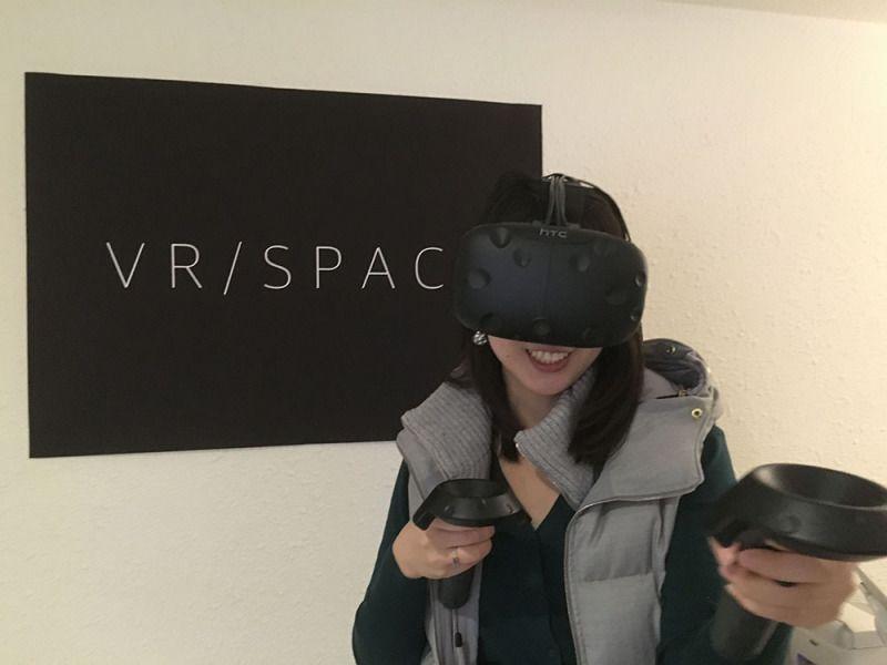 人気急上昇アクティビティ5選 VR体験