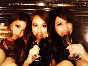 【東京・23区内無料送迎・リムジンレンタル】パーティーPLATINUMプラン♪の画像